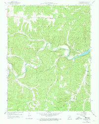 Download a high-resolution, GPS-compatible USGS topo map for Barnumton, MO (1973 edition)