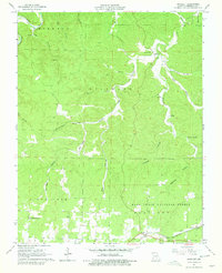 Download a high-resolution, GPS-compatible USGS topo map for Bartlett, MO (1979 edition)