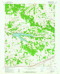 Download a high-resolution, GPS-compatible USGS topo map for Bassville, MO (1962 edition)