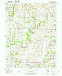 Download a high-resolution, GPS-compatible USGS topo map for Bates City, MO (1979 edition)