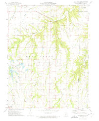Download a high-resolution, GPS-compatible USGS topo map for Bellflower South, MO (1975 edition)