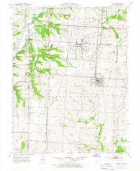 Download a high-resolution, GPS-compatible USGS topo map for Belton, MO (1966 edition)