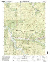 Download a high-resolution, GPS-compatible USGS topo map for Berryman, MO (2002 edition)