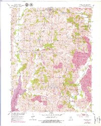 Download a high-resolution, GPS-compatible USGS topo map for Bevier South, MO (1979 edition)