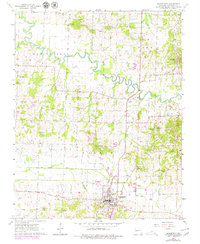 Download a high-resolution, GPS-compatible USGS topo map for Bloomfield, MO (1979 edition)