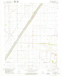Download a high-resolution, GPS-compatible USGS topo map for Boekerton, MO (1979 edition)