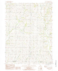 Download a high-resolution, GPS-compatible USGS topo map for Bolckow NW, MO (1985 edition)
