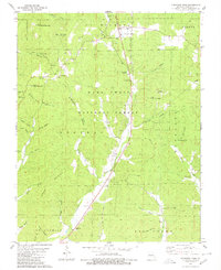 Download a high-resolution, GPS-compatible USGS topo map for Cherokee Pass, MO (1980 edition)