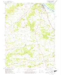 Download a high-resolution, GPS-compatible USGS topo map for Clarksville, MO (1978 edition)