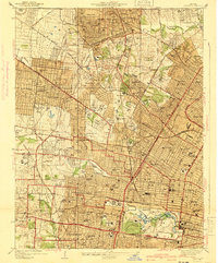 Download a high-resolution, GPS-compatible USGS topo map for Clayton, MO (1941 edition)
