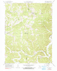 Download a high-resolution, GPS-compatible USGS topo map for Climax Springs, MO (1991 edition)