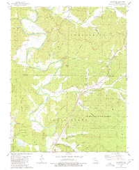 Download a high-resolution, GPS-compatible USGS topo map for Coldwater, MO (1980 edition)