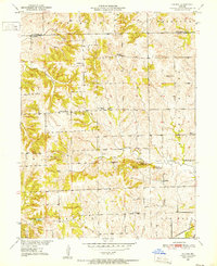 Download a high-resolution, GPS-compatible USGS topo map for Coloma, MO (1952 edition)