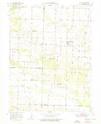 Download a high-resolution, GPS-compatible USGS topo map for Colony, MO (1976 edition)