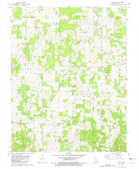 Download a high-resolution, GPS-compatible USGS topo map for Darien, MO (1982 edition)