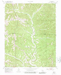 Download a high-resolution, GPS-compatible USGS topo map for Day, MO (1986 edition)