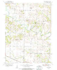 Download a high-resolution, GPS-compatible USGS topo map for Deer Ridge, MO (1953 edition)