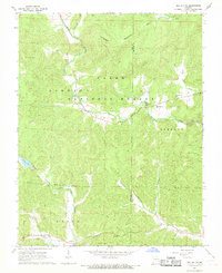 Download a high-resolution, GPS-compatible USGS topo map for Des Arc NE, MO (1969 edition)