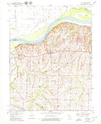 Download a high-resolution, GPS-compatible USGS topo map for Dover, MO (1979 edition)