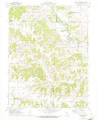 Download a high-resolution, GPS-compatible USGS topo map for Duncans Bridge, MO (1972 edition)