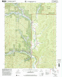 Download a high-resolution, GPS-compatible USGS topo map for Edgehill, MO (2002 edition)