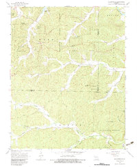 Download a high-resolution, GPS-compatible USGS topo map for Ellington SE, MO (1983 edition)