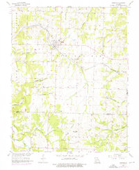 Download a high-resolution, GPS-compatible USGS topo map for Everton, MO (1976 edition)