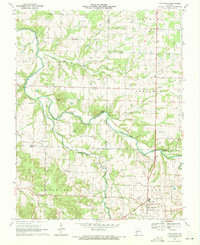 Download a high-resolution, GPS-compatible USGS topo map for Fair Grove, MO (1971 edition)