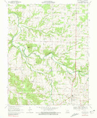Download a high-resolution, GPS-compatible USGS topo map for Fair Grove, MO (1981 edition)