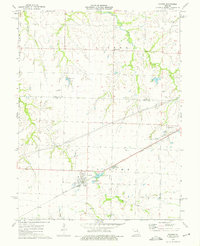 Download a high-resolution, GPS-compatible USGS topo map for Farber, MO (1975 edition)