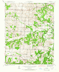 Download a high-resolution, GPS-compatible USGS topo map for Filley, MO (1966 edition)