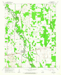 Download a high-resolution, GPS-compatible USGS topo map for Fisk, MO (1963 edition)