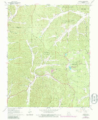 Download a high-resolution, GPS-compatible USGS topo map for Garwood, MO (1985 edition)