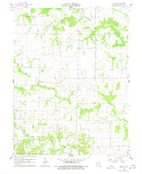 Download a high-resolution, GPS-compatible USGS topo map for Granville, MO (1977 edition)