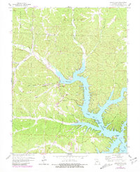 Download a high-resolution, GPS-compatible USGS topo map for Gravois Mills, MO (1981 edition)