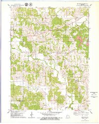 Download a high-resolution, GPS-compatible USGS topo map for Graysville, MO (1979 edition)