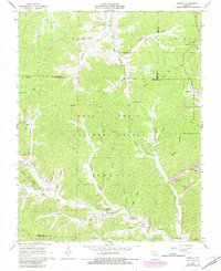 Download a high-resolution, GPS-compatible USGS topo map for Greeley, MO (1981 edition)