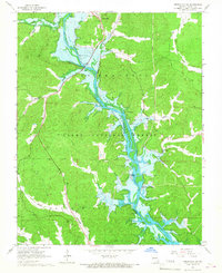 Download a high-resolution, GPS-compatible USGS topo map for Greenville SW, MO (1967 edition)