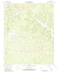 Download a high-resolution, GPS-compatible USGS topo map for Handy, MO (1983 edition)