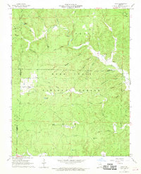 Download a high-resolution, GPS-compatible USGS topo map for Handy, MO (1970 edition)