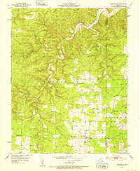 Download a high-resolution, GPS-compatible USGS topo map for Hartshorn, MO (1952 edition)