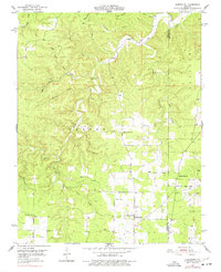 Download a high-resolution, GPS-compatible USGS topo map for Hartshorn, MO (1977 edition)
