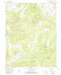 Download a high-resolution, GPS-compatible USGS topo map for Iron Mountain Lake, MO (1983 edition)