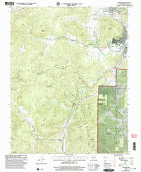 Download a high-resolution, GPS-compatible USGS topo map for Ironton, MO (2003 edition)