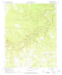 Download a high-resolution, GPS-compatible USGS topo map for Jam Up Cave, MO (1975 edition)