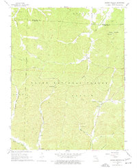 Download a high-resolution, GPS-compatible USGS topo map for Johnson Mountain, MO (1977 edition)