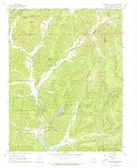 Download a high-resolution, GPS-compatible USGS topo map for Johnson Shut-Ins, MO (1973 edition)