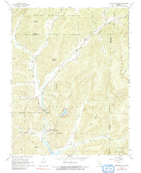 Download a high-resolution, GPS-compatible USGS topo map for Johnson Shut-Ins, MO (1991 edition)