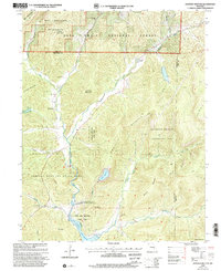 Download a high-resolution, GPS-compatible USGS topo map for Johnson Shut-Ins, MO (2002 edition)