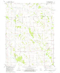 Download a high-resolution, GPS-compatible USGS topo map for Kilwinning, MO (1980 edition)